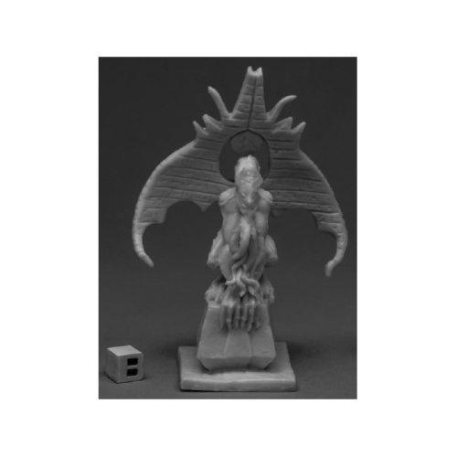 77523 C/'thulhu Shrine Reaper Bones Unpainted Miniature