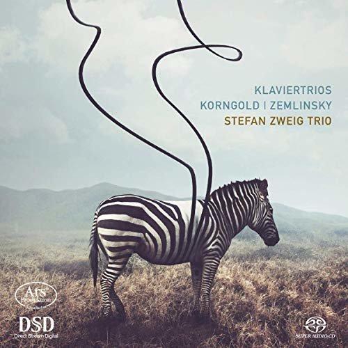 Stefan Zweig Trios - Piano Trios: Works By Korngold and Zemlinsky [CD]