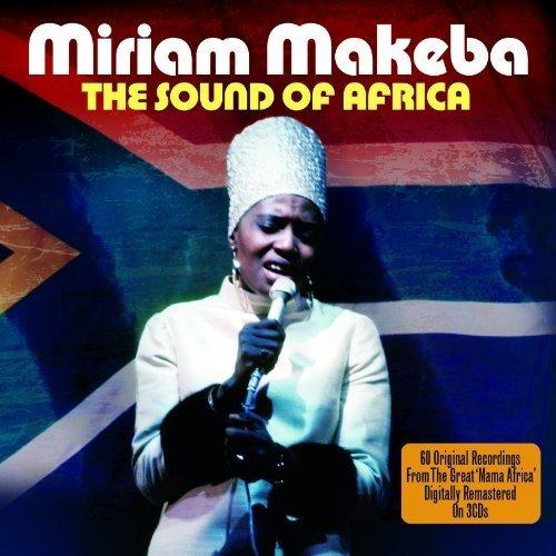 Miriam Makeba - the Sound of Africa [CD]