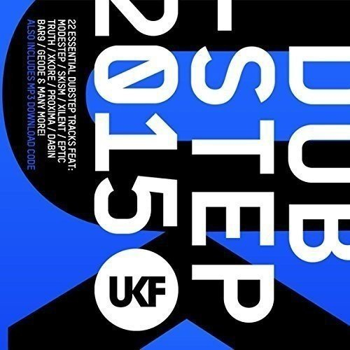 Ukf Dubstep 2015 [CD]