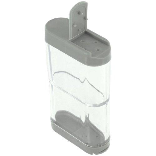 Highlander Plastic Salt and Pepper Shaker - Clear