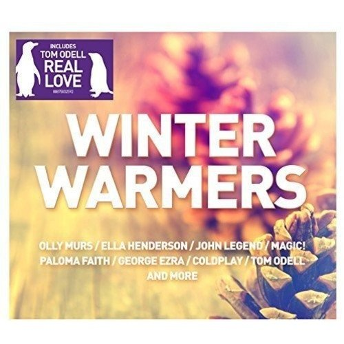 Winter Warmers [CD]