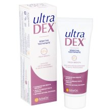 UltraDEX Sensitive Toothpaste 75ml (previously called Recalcifying & Whitening Toothpaste)