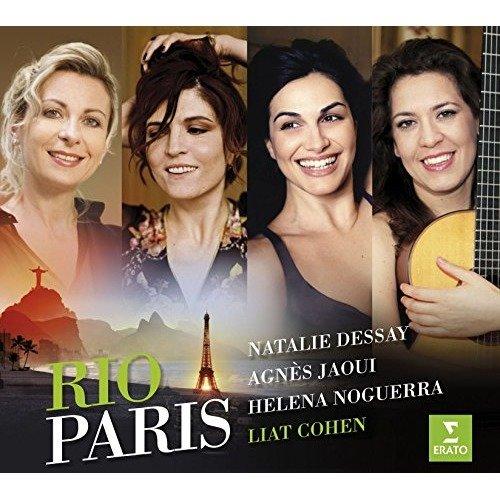 Natalie Dessay Agnès Jaoui H - Rio-paris [CD]