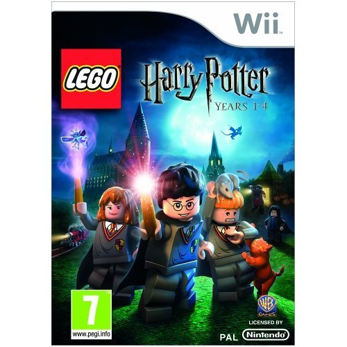 Lego Harry Potter: Years 1-4 (Wii) - Used