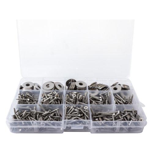 3 X Small 15 Compartment Storage Cases