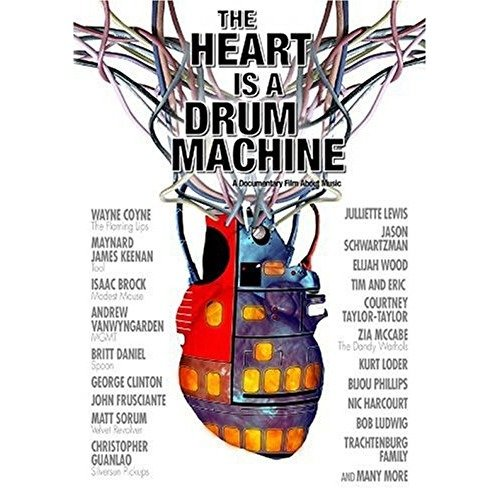 Heart is a Drum Machine the - the Heart is a Drum Machine [dvd] [2009] [ntsc]