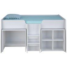 Kidsaw Loft Station Bundle White