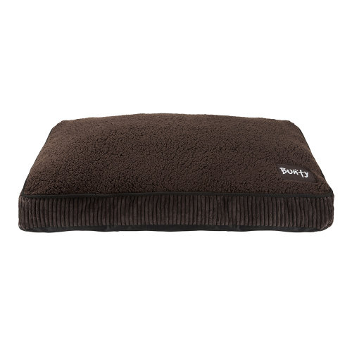 (Small) Bunty Snooze Dog Bed   Fleece Dog Cushion