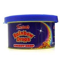 Car Air Freshner Retro Sweets Scents 3D Gel Tin Van Home Office Rainbow Drops