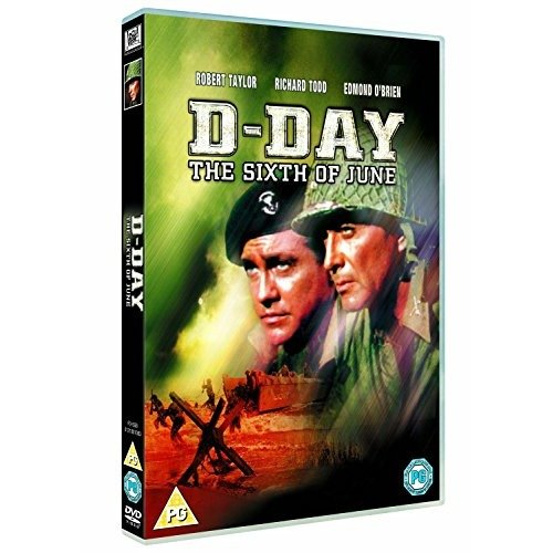 D-Day - The Sixth Of June DVD [2012]