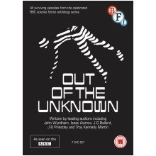 Out Of The Unknown DVD [2014]
