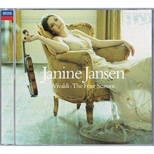 Janine Jansen - Vivaldi: the Four Seasons [CD]