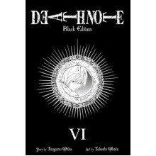 Death Note Black Edition, Vol. 6