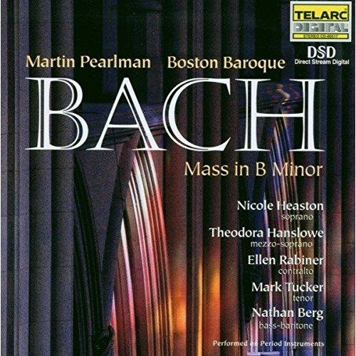 Ohann Sebastian Bach - Bach: Mass in B Minor [CD]