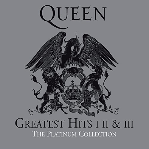 Queen - The Platinum Collection [2011 Remaster] [CD]