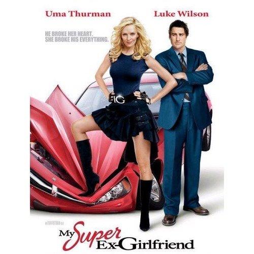 My Super Ex-girlfriend [dvd] [2006]
