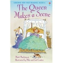 The Queen Makes a Scene - Used
