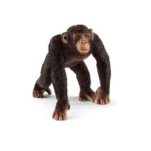 Schleich Wildlife Chimpanzee Male