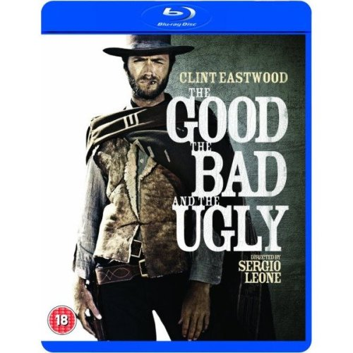 The Good The Bad And The Ugly Blu-Ray [2014]