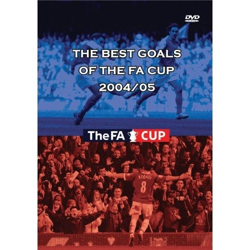 Best Goals of the Fa Cup 2004/05 [dvd]