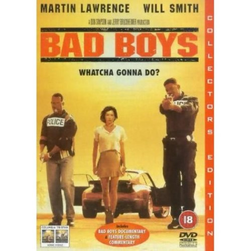 Bad Boys - Collectors Edition DVD [2001]