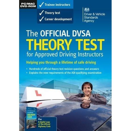 The official DVSA theory test for approved driving instructors [DVD] (Driving Skills)