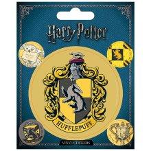 Harry Potter Hufflepuff Stickers