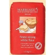W & H MARRIAGE & SON - Finest Strong (White) Breadmaking Flour