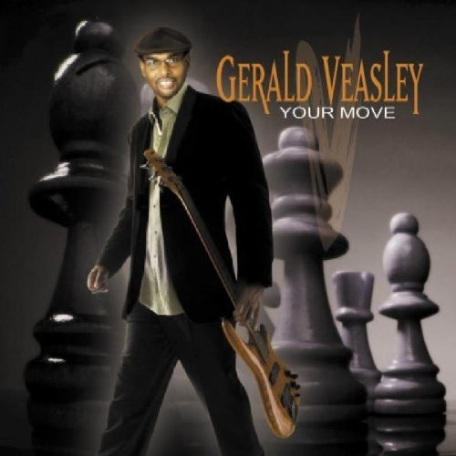 Veasley Gerald - Your Move [CD]
