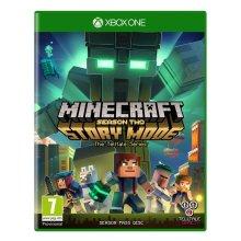Minecraft Story Mode - Season 2 Pass Disc (Xbox One) - Used