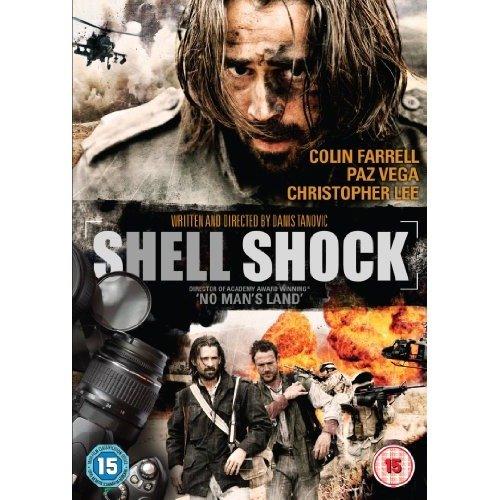 Shell Shock DVD [2011]