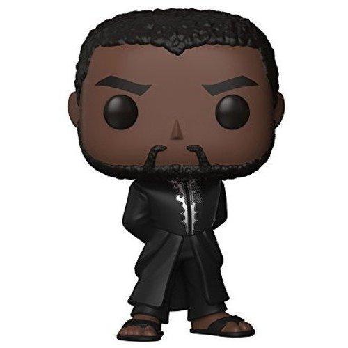 Funko 31286 POP Bobble: Marvel Black Panther Robe, Multi