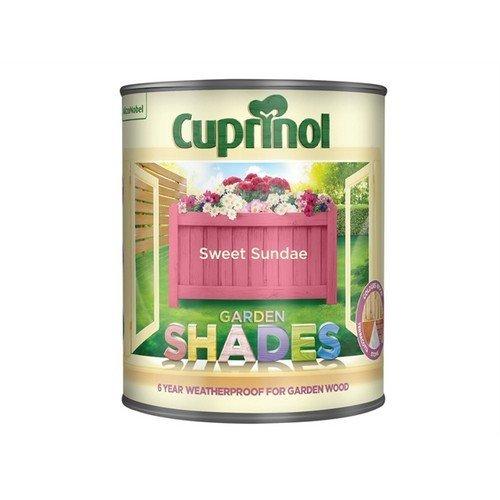 Cuprinol 5159074 Garden Shades Sweet Sundae 1 Litre