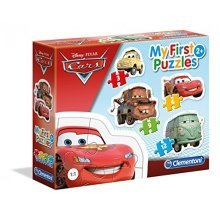 My first puzzle  - Cars - Clementoni 20804