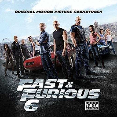 Soundtrack - Fast and Furious 6 [CD]
