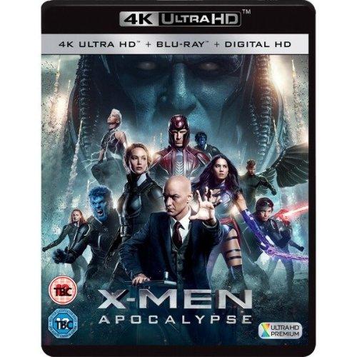 X-Men - Apocalypse 4K Ultra HD [2016]