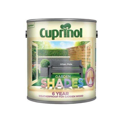 Cuprinol 5159075 Garden Shades Urban Slate 2.5 Litre