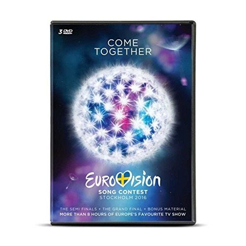 Eurovision Song Contest Stockholm 2016 [dvd]