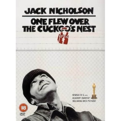 One Flew Over The Cuckoos Nest DVD [1998]