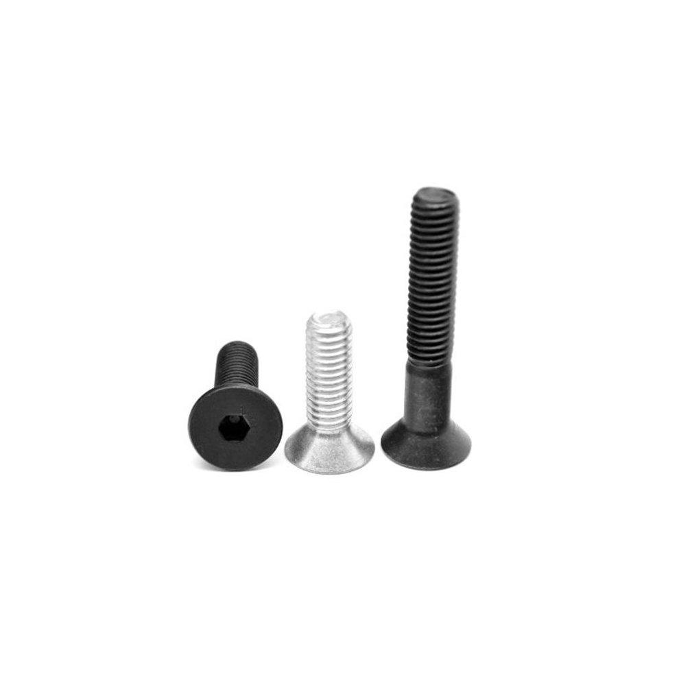 1//2-20 x 3//4 Fine Thread Socket Set Screw Cup Point Alloy Steel Black Oxide Pk 25