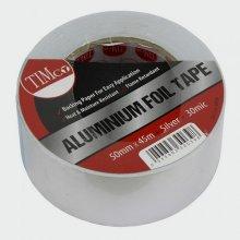 TIMco AFT50 Aluminium Foil Tape 45m x 50mm