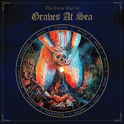 Graves at Sea - the Curse That is [CD]