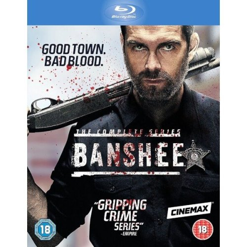 Banshee Seasons 1 to 4 Complete Collection Blu-Ray [2016]