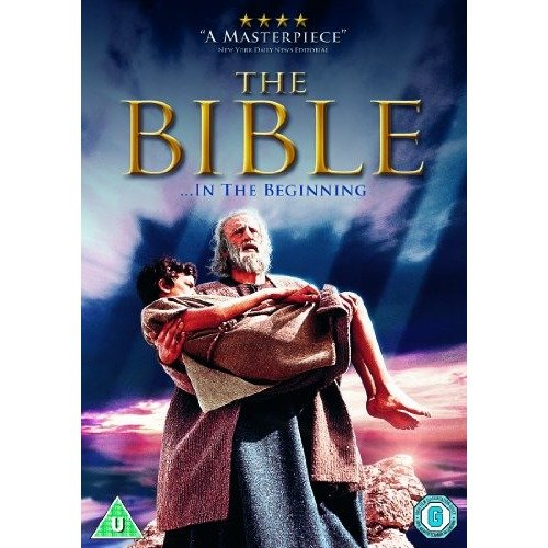 The Bible - In The Beginning DVD [2012]