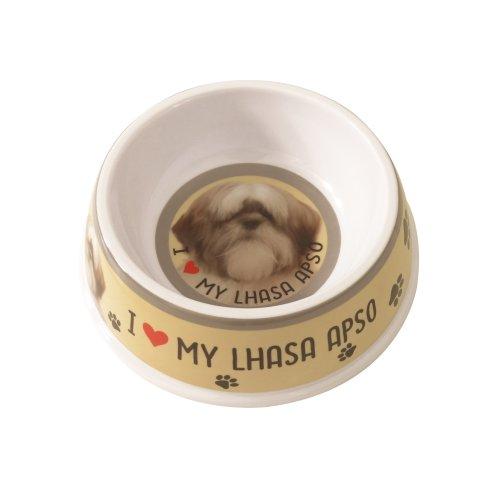 Lhasa Apso Dog Bowl