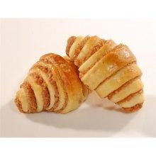 Reismans MICI Miniature Cinnamon Croissant, Pack of 12