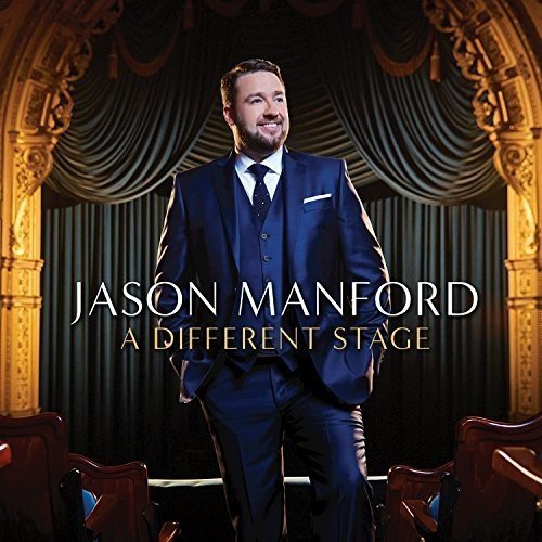 Jason Manford - A Different Stage [CD]