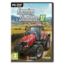 Farming Simulator 17 PC CD