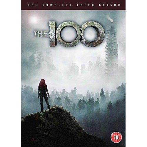 The 100 Season 3 DVD [2016]